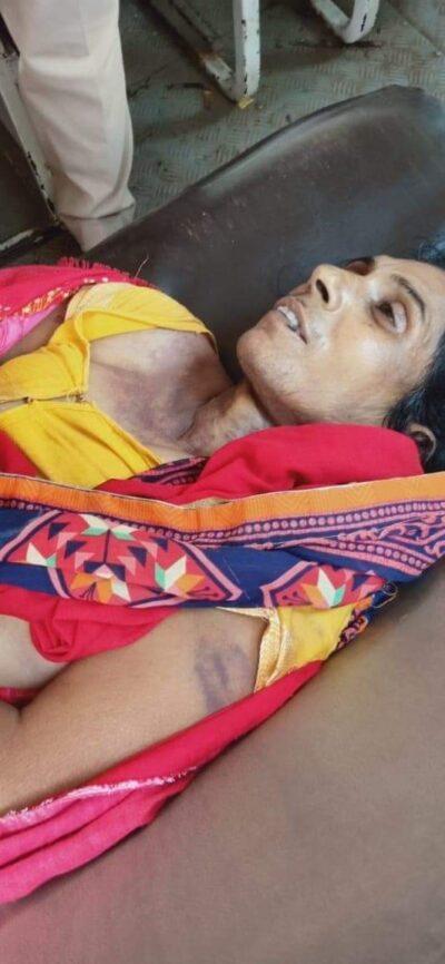 Woman Dies after 3 Days Custody aara bihar